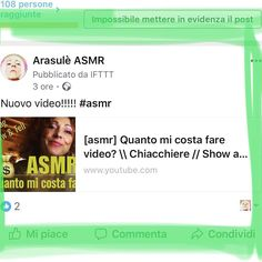 #youtuber #newvideo #asmrvideo #arasulè #watching