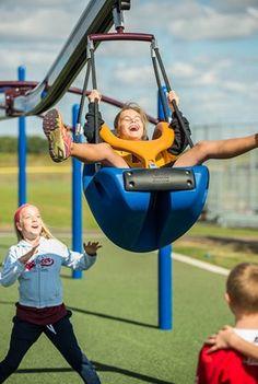 King Park - Inclusive Playground