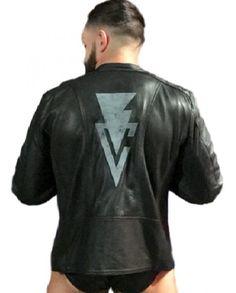 WWE Finn Bálor Motorcycle Jacket