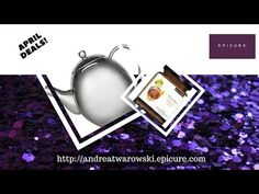 Epicure April Deals and Vault Items! Vaulting, Perfume Bottles, Join, Make It Yourself, Usa, Youtube, Perfume Bottle, Youtubers, Youtube Movies