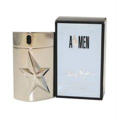A * MEN Metal Angel Thierry Mugler EDT Rechargeable Spray Miniature 0.07 oz only $9.95 New in Box   #GenderMen #EauDeToilette #men #OutOfStock #ThierryMugler #Under20 #Discountperfume #freeshipping https://goo.gl/g8oIIO