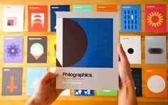 Genis Carreras is raising funds for Philographics: Big ideas in simple shapes on Kickstarter! A series of 95 beautiful designs explaining philosophy using simple colors and shapes, available as a postcard box and a book. Leaflet Layout, Leaflet Design, Simple Colors, Simple Shapes, Visual Literacy, Newsletter Design, Print Layout, Data Visualization, Editorial Design