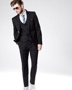 Shop online for Preston stretch wool blend blazer. Find Suit Blazers & Vests, Blazers & Jackets, Clothing, Men and more at Rwco Preston, Blazer Vest, My Spring, Summer Collection, Wool Blend, Stretches, Men's Fashion, Suits, Formal