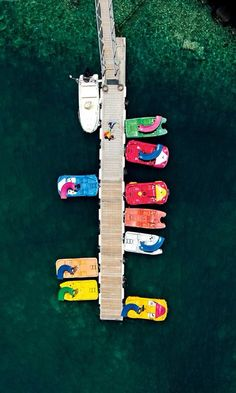 8 Beautiful Photos of Oceans From Above