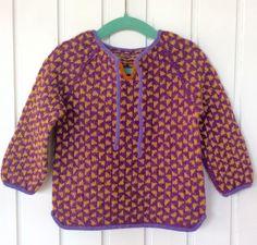 Ravelry: C R O C U S - harbinger of spring pattern by Lone Kjeldsen Baby Knitting, Crochet Baby, Knit Crochet, Knitting Patterns, Blouse, Spring, Ravelry, Sweaters, Kids
