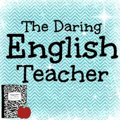 A great resource for daring and adventurous lesson plans and ideas for high school English.