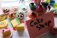 40 Best Cupcake Bakery Play Shop Images In 2013 Cupcakes