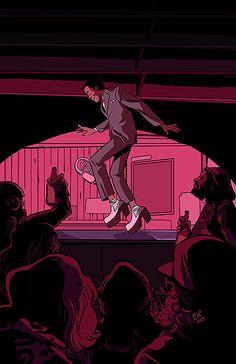 Peewee Multiversity Comics » Art Of The Week: Week Of 07/