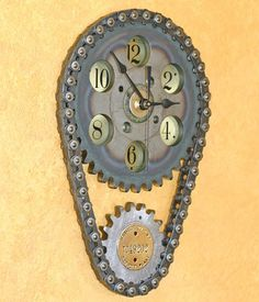 Upcycled Parts Crafts