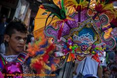 Bacolod, Bacolod, Philippines - The one of the many masks from Masskara 2013. This festival is a must see in the Philippines every October. #itsmorefuninthephilippines