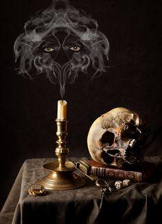 smoke vanitas | Here is my website Kevin Best Still Life Pho… | Flickr