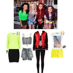 Cute Little Mix Outfits, Polyvore, Cute, Image, Fashion, Moda, Fashion Styles, Kawaii, Fashion Illustrations