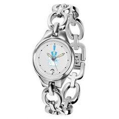 Citadel Bulldogs Women's Stainless Steel Bracelet Watch