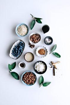 Maple, Tahini & Vanilla Granola  |  Gather & Feast