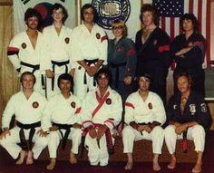 Karate Elvis........