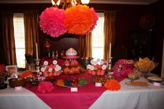 Image detail for -... House: Anna Riley's 1st birthday party--The decorations & food
