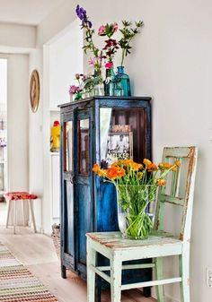 Decora tu casa de campo. ¿Vas a pasar el verano en mitad de la naturaleza? Entonces necesitarás poner a punto tu entorno: no te pierdas cómo decorar tu casa de campo #campestre #rural #casadecampo #decoracionrural #rustico #duehome  El Blog de Due-Home