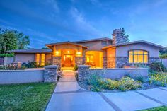 Chandler Looking for a home in Chandler? FREE List of homes for sale in Chandler AZ. Listings by all companies. Try It NOW!!  $749,000, 5 Beds, 2 Baths, 3,118 Sqr Feet  Spectacular! 5 bedrooms, 2.5 baths, single level horse property on an acre in north Chandler (county island). The home is gorgeous, but let's start with the two PERMITTED additions: 1) The 850 SF dream shop is loaded with xtra's + garage door, thus the 4 car garage. 2) The huge master bedroom has a  http://mikebruen..