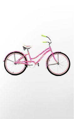 Lily Pulitzer Bike!!!