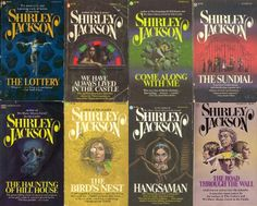Lit Loves: Shirley Jackson, Influential Horror Fiction Writer
