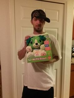 I won this LeapFrog My Pal Scout during a dealdash FREE sale so it cost me only $0.01 for the transaction fee! I used my earned bids for this one so the cost to me was just that one penny! My daughter will be thrilled when she gets this Christmas morning! Thanks DealDash!