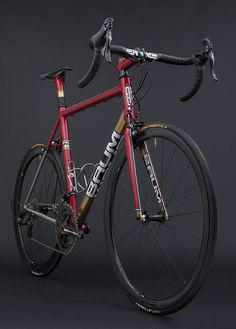 GTR, CK Red, Gold, Satin Pearl White, Corretto || by Baum Cycles, via Flickr