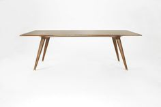 Table from the Series 001 Collection by LA-based designer and architect Vincent Pocsik.