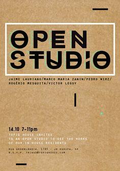 Tofiq House - convite