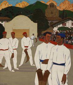 Les oeuvres, Ramiro Arrue - Peintre Basque