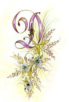 Ink Flourishes: February 2011