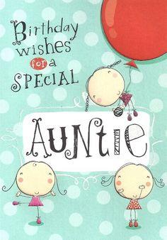 Tante Gefeliciteerd