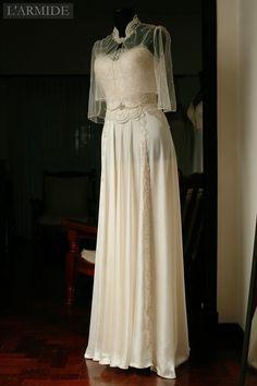 Laeti - LOOKBOOK – L'ARMIDE – Vestidos de Novia – Buenos Aires – Argentina