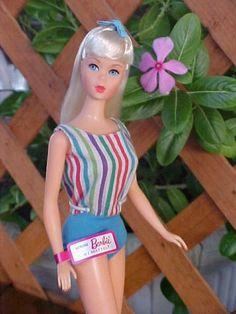 Platinum German American Girl Barbie