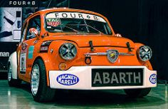 Abarth 850 (GF Punto) Tags: car cars expo motorshow motorsport racing zero300…