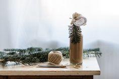 Ein einfaches und schnelles Rezept für Spekulatius-Likör und hübsche Etiketten zum Herunterladen. Geschenke aus der Küche sind einfach die Schönsten!