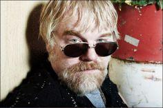 "Philip Seymour Hoffman in ""Pirate Radio"""