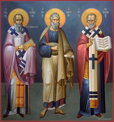 the apostles, our brothers on Christ Religious Images, Religious Icons, Religious Art, Byzantine Icons, Byzantine Art, Greek Icons, Roman Church, Paint Icon, Pictures Of Jesus Christ
