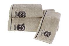 Darčekové balenie luxusnych panských uterákov a osušiek LUXURY.