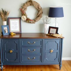 Annie Sloan Chalk Paint VS. DIY Chalk Paint.  In one reply - there is a good recipe for the DIY chalk paint.
