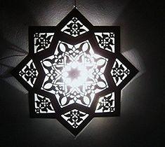 Amazon.com: Star-Shaped Flush Mount Ceiling Light Fixtures: Kitchen & Dining
