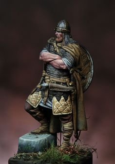 Viking by Ernest · Putty&Paint