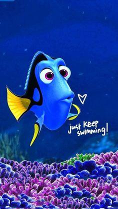 Sigue nadando sigue nadando