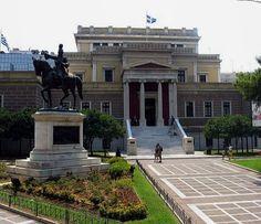 National Historical Museum ( Old Greek Parliament Athens ), Athens Athens Acropolis, Athens Greece, National Historical Museum, Athens City, Old Greek, Architecture People, Greece Travel, Greek Islands, Beautiful Beaches