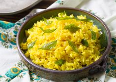 Fragrant exotic Indian Rice recipe using toasted whole spices, just like they use in India. This indian rice dish is vibrant and rich, a great platform for