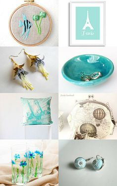 Warm Summer Air by Michelle on Etsy--Pinned with TreasuryPin.com
