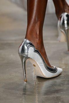 Guilhermina Shoes @ São Paulo Fashion Week with R. Rosner