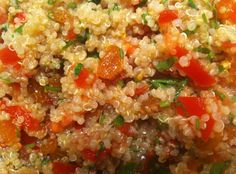 How to Make a Tasty Quinoa Salad