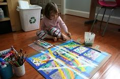Lesson Plans for 2-3 year olds