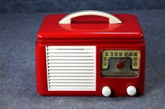 1948 Meck Model CE 500 Tube Radio   Collectors Weekly