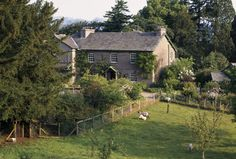Beatrix Potter's Hilltop Home Another view of Potter's Cumbrian home. IMAGE: NTPL, Stephen Robson